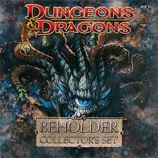 D&D Beholder Collector's Set