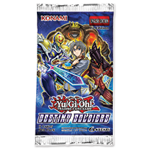 YGO  Destiny Soldiers Booster Pack