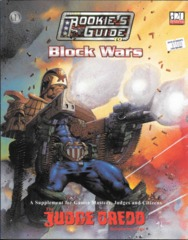 Judge Dredd: The Rookie's Guide to Block Wars