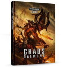 40k Codex: Chaos Daemons (old)