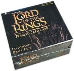 Lord of the Rings TCG Fellowship Draft Pack Decipher