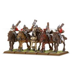 Warhammer Empire: Pistoliers / Outriders