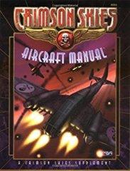 Crimson Skies Aircraft Manual Supplement (FASA)