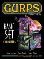 GURPS Basic Set Characters (4E)