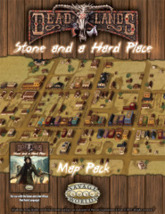 Deadlands Stone and a Hard Place Map Pack