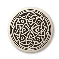 Celtic Knotwork Octagon Pendant