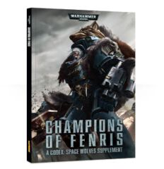 Codex: Champions Of Fenris Supplement