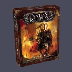 Warhammer Fantasy RPG: Omens of War