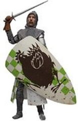 Monty Python & Holy Grail Eric Idle as Sir Robin 12' Figure