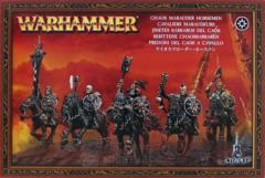 Warhammer Chaos Warriors: Chaos Marauder Horsemen