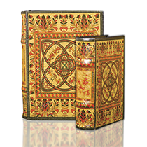 BK-67 14th Century Celtic Book Box (2 boxes)