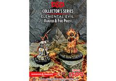 D&D Collector's Series Vanifer & Fire Priest