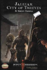 Jalizar City of Thieves
