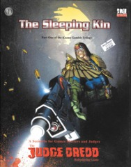 Judge Dredd: The Sleeping Kin