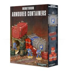 Munitorum Armoured Containers