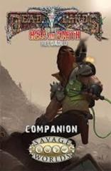 Deadlands Hell On Earth Companion