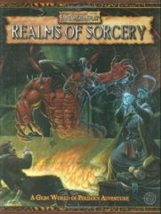 Warhammer Fantasy RPG: Realms of Sorcery