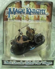 Mage Knight Black Powder Rebel War Wagon