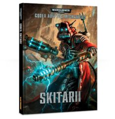 40k Codex: Skitarii (old)