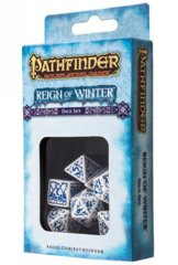 Pathfinder Dice Set Reign Of Winter