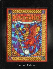 Changeling: The Dreaming Second Edition 7300