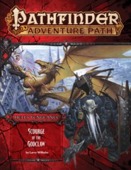 Pathfinder Adventure Path #107: Scourge of the Godclaw (Hell's Vengeance) 5 of 6