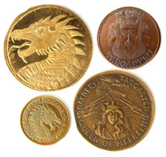 House Targaryen Coin Set