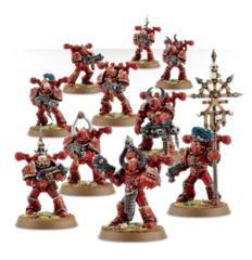 40k Chaos Space Marines: Squad (New Box)