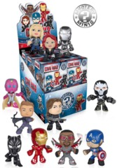 Captain America Civil War Mystery Minis