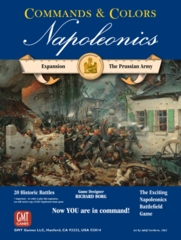 Command & Colors: Napoleonics The Prussian Army Expansion