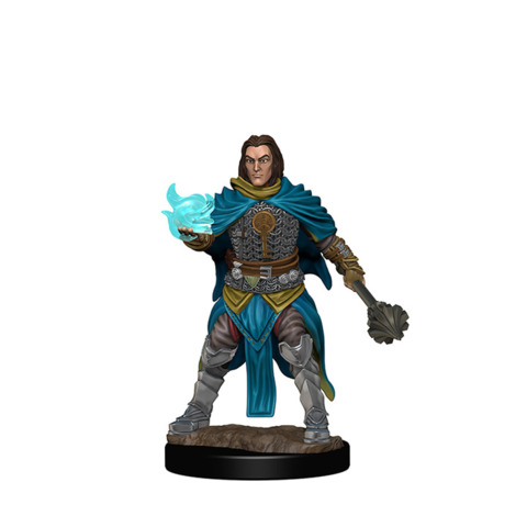 wzk72600 pf human male cleric miniatures 187 pathfinder