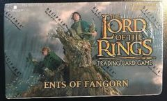 Lord of the Rings TCG Ents of Fangorn Booster Box Decipher