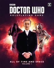 Doctor Who RPG All OF Time And Space Vol 1