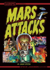 GURPS Mars Attacks (4E)