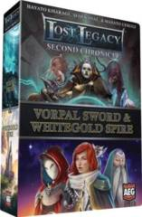 Lost Legacy Second Chronicle Vorpal Sword Whitegold Spire