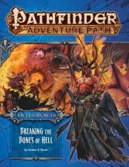 Hell's Rebels - Breaking The Bones Of Hell (#102) PZO 90102