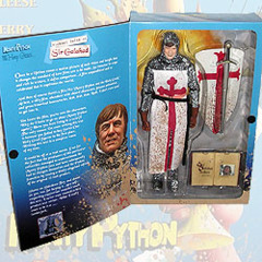 Monty Python & Holy Grail Michael Palin as Sir Galahad 12