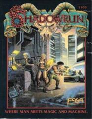 Shadowrun 1st Edition SC