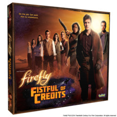 Firefly: Fistful Of Credits
