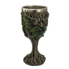 Green Man Goblet / Pacific