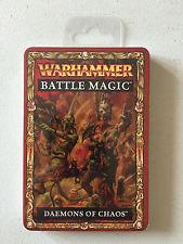 Warhammer Battle Magic: Daemons of Chaos