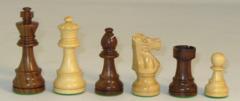 Chess Pieces 3.75 French Sheesham 1001SF375