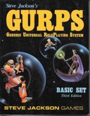 GURPS Basic Set 3rd Edition Revised Hardback