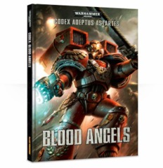 40k Codex: Blood Angels (old)