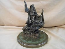 Limited Edition Merlin Bronze Sculpture Heredities Ltd. AE001