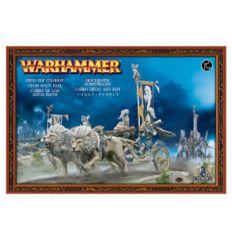 Warhammer High Elf: Chariot / White Lion Chariot