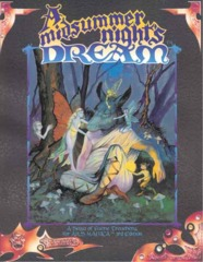 Ars Magica: A Midsummer Night's Dream