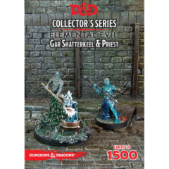 D&D Collector's Series Marlos Urnrayle & Priest