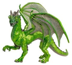 Forest Dragon Plastic figure