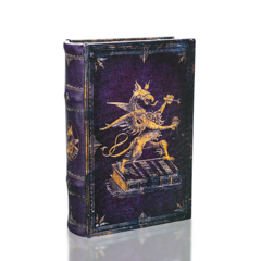 BK-28s - Royal Griffin Book Box - Small